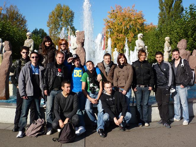 Journée d'intégration des BTS MUC 2009/2011